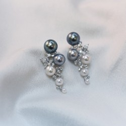Soap Bubbles Earrings