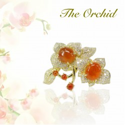 The Orchid - Ring