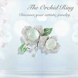 The Orchid Icy Ring